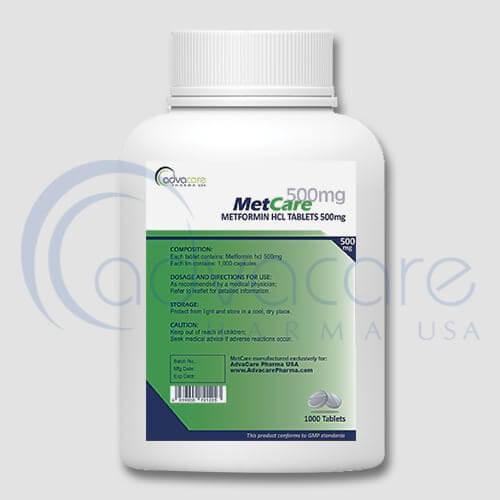 Metformin HCL Tablets Manufacturer 2