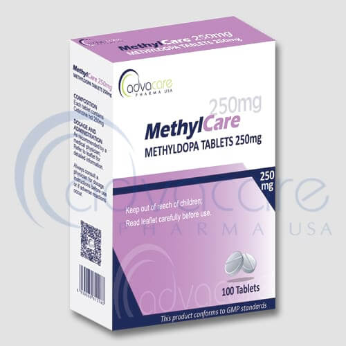 Methyldopa Tablets Manufacturer 1