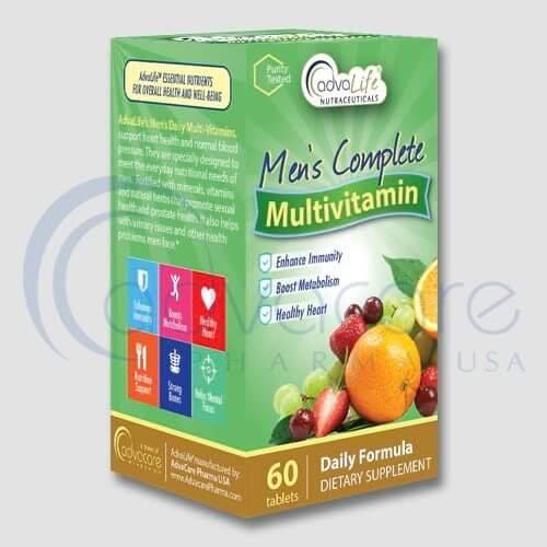 Multivitamin Tablets Manufacturer 1