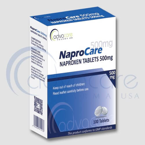 Naproxen Tablets Manufacturer 1