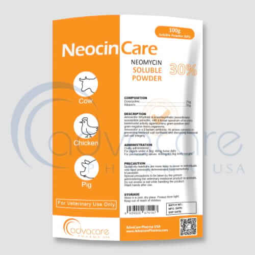 Neomycin Soluble Powder
