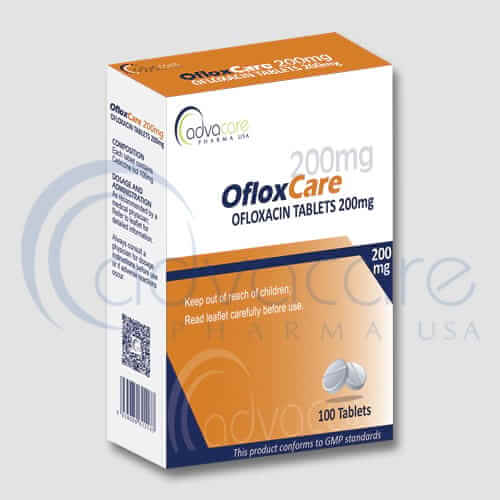 Ofloxacin Tablets Manufacturer 1