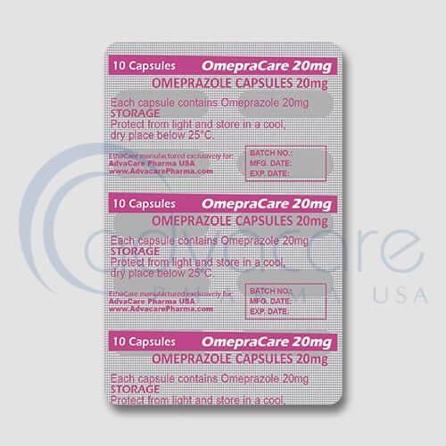 Omeprazole Capsules Manufacturer 2