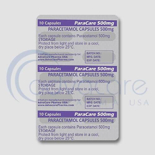 Paracetamol Capsules Manufacturer 3