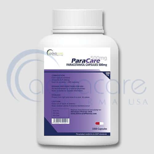 Paracetamol Capsules Manufacturer 2