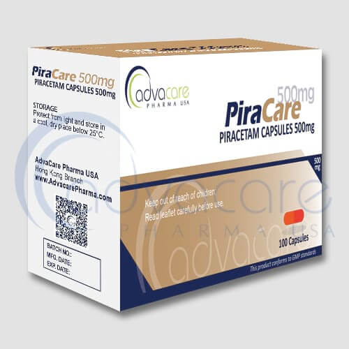 Piracetam Capsules Advacare Pharma