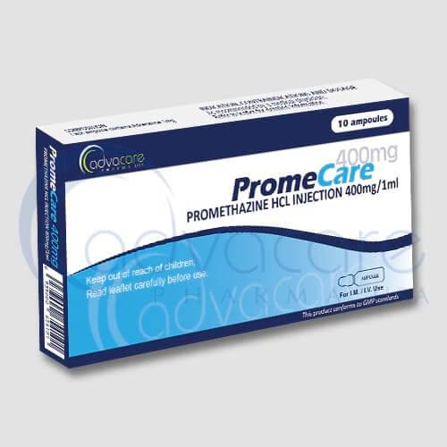 Promethazine Injections