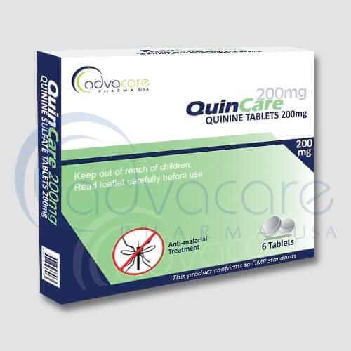 Comprimés de sulfate de quinine