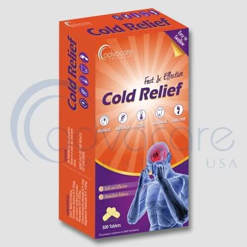 Relief Tablets Manufacturer 1