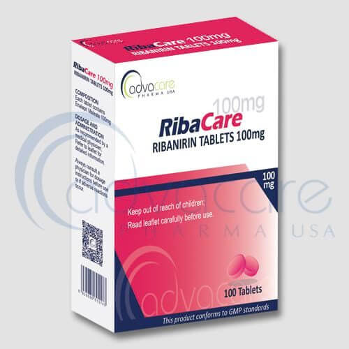 Ribavirin Tablets Manufacturer 1