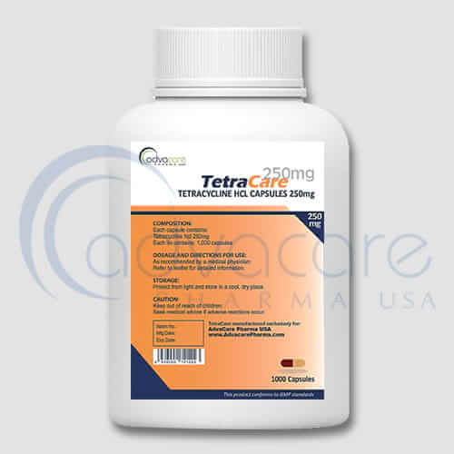 Tetracycline HCL Capsules Manufacturer 2