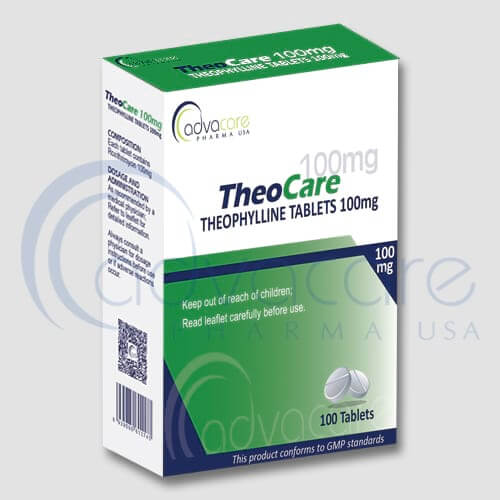 Theophylline Tablets Manufacturer 1