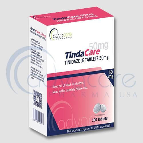 Tinidazole Tablets Manufacturer 1