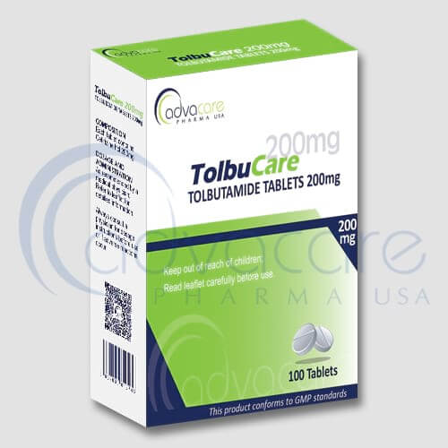 Tolbutamide Tablets Manufacturer 1