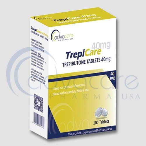 Trepibutone Tablets Manufacturer 1
