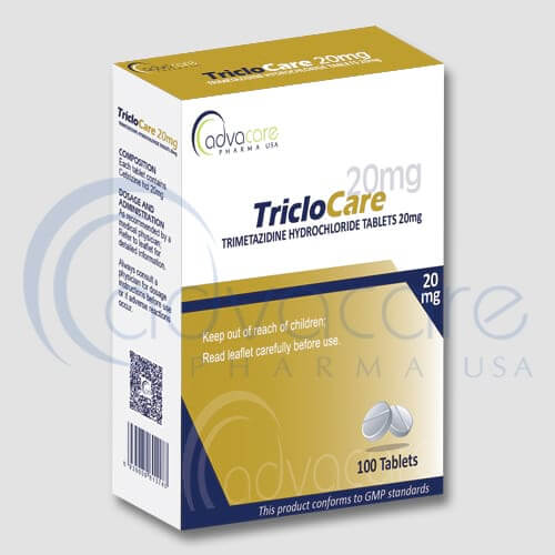 Trimetazidine HCL Tablets