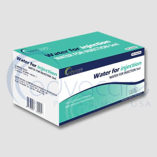 Water for Injections Manufacturer 1