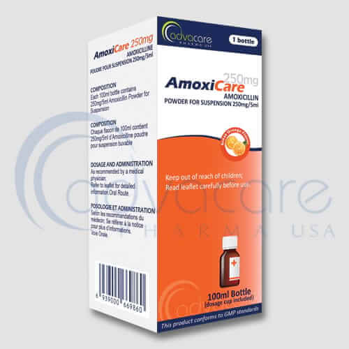 Amoxicillin Powder for Suspensions