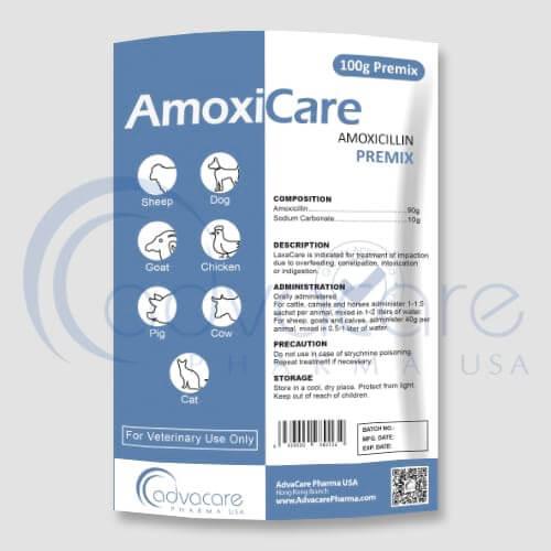 Prémix d'amoxicilline