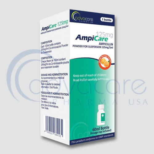 Ampicillin Powder for Suspensions