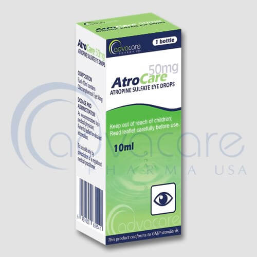 Atropine Sulfate Eye Drops Manufacturer 1