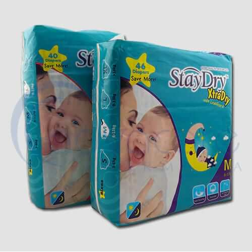 Baby Diapers Manufacturer 1
