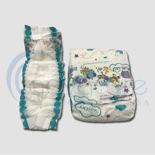 Baby Diapers Manufacturer 4