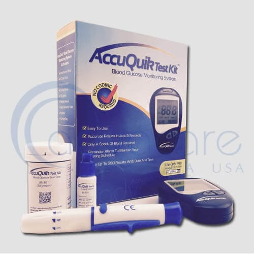 Blood Glucose Monitors Manufacturer 1