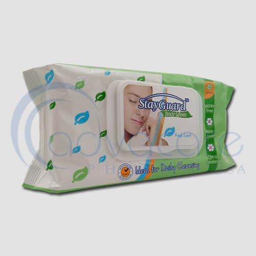 Body Wipes Manufacturer 1