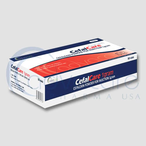 Cefalexin (Cephalexin) Powder for Injections Manufacturer 1