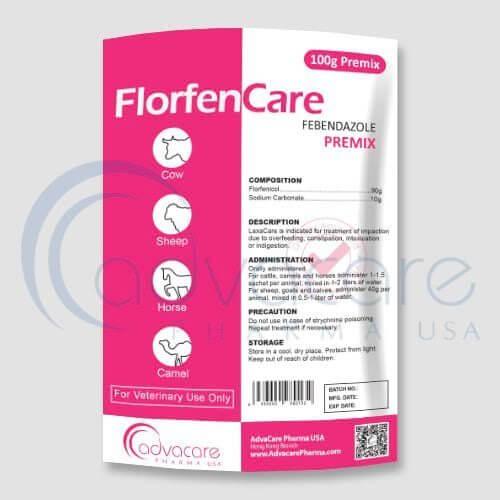 Premezcla de Florfenicol