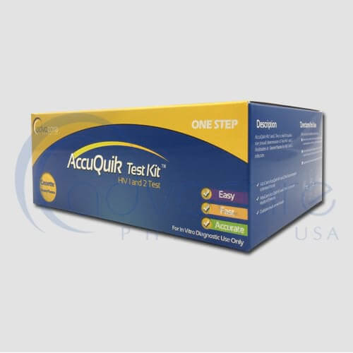 HIV Test Kits Manufacturer 2