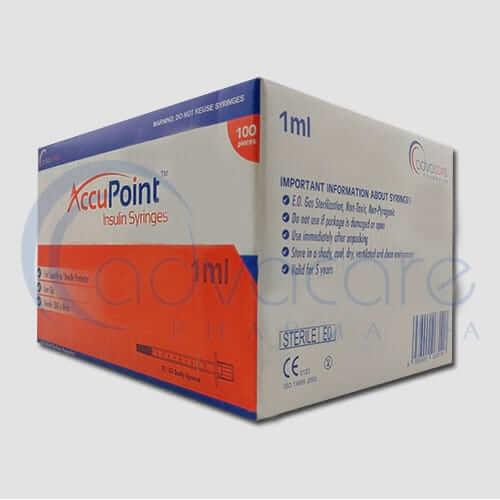 Insulin Syringes Manufacturer 2