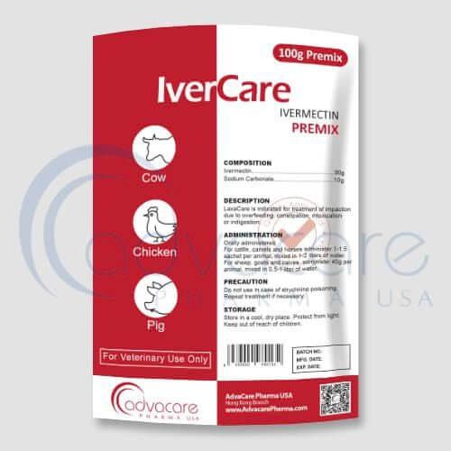Ivermectin Premix Manufacturer 1