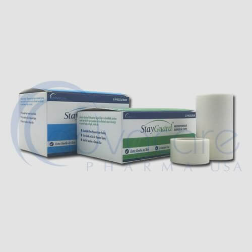 Medical Cloth Adhesive Tape Manufacturer 1