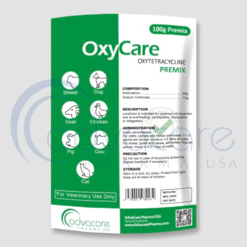 Oxytetracycline Premix Manufacturer 1