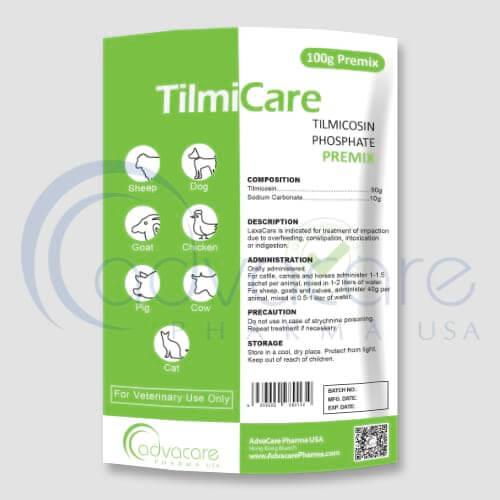 Premezcla de Fosfato de Tilmicosina