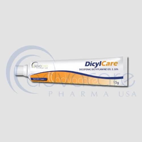 Diclofenac Diethylamine Gels Manufacturer 1