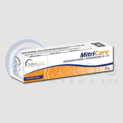 Cremas de Triamcinolona + Nitrato de Miconazol