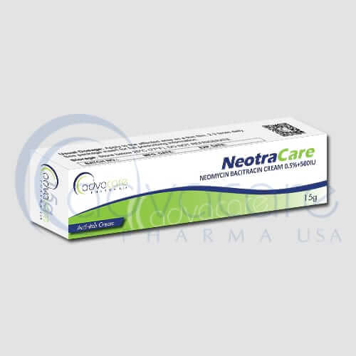 Neomycin Bacitracin (Compound) Creams Manufacturer 1