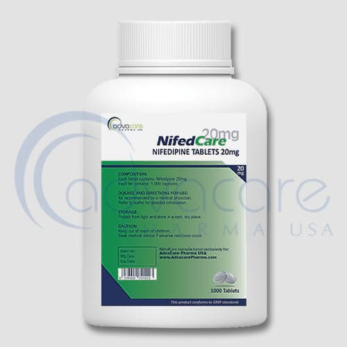 Nifedipine Tablets Manufacturer 2