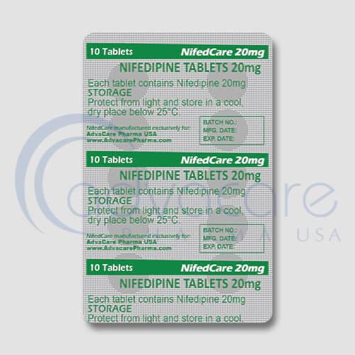 Nifedipine Tablets Manufacturer 3