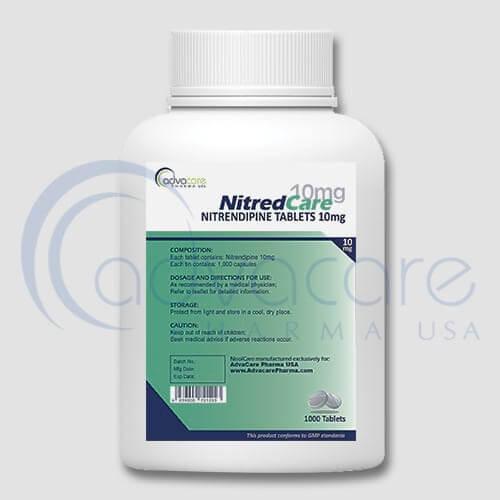 Nitrendipine Tablets Manufacturer 2