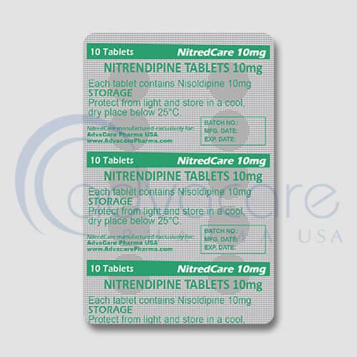Nitrendipine Tablets Manufacturer 3