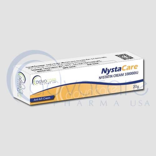 Cremas de Nistatina