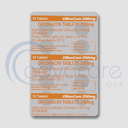 Ofloxacin Tablets Manufacturer 3