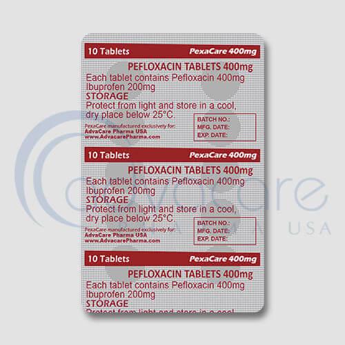 Pefloxacin Tablets Manufacturer 3