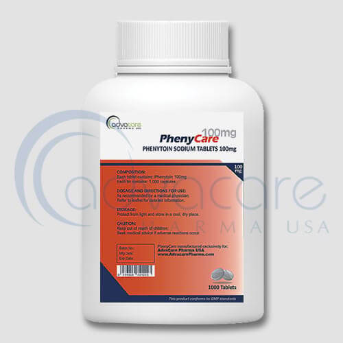 Phenytoin Sodium Tablets Manufacturer 2