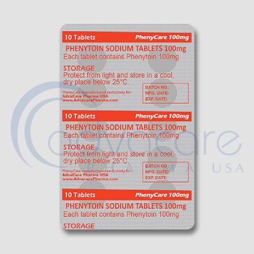 Phenytoin Sodium Tablets Manufacturer 3