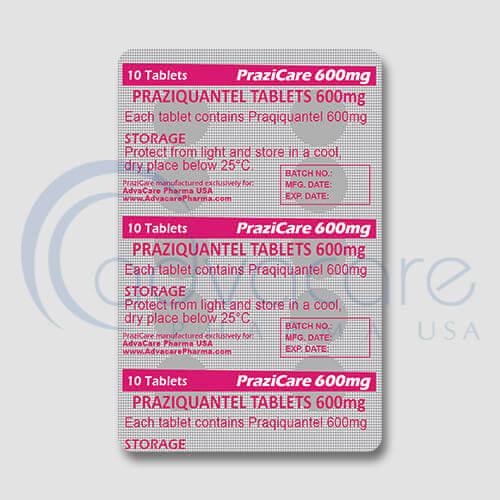 Praziquantel Tablets Manufacturer 3